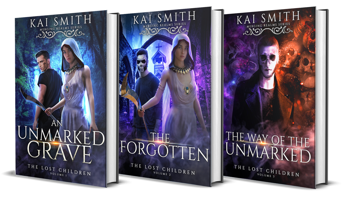 The Lost Children Series (Merging Realms Series 2)